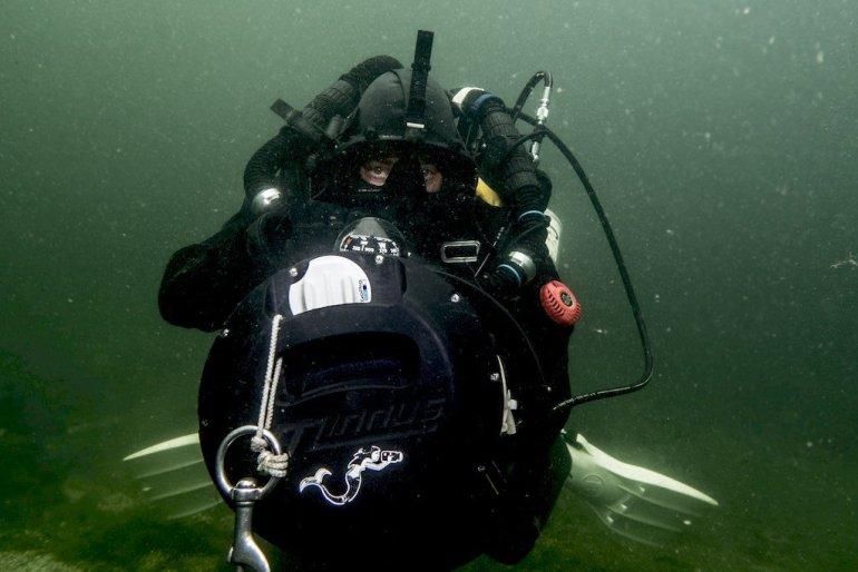 Nathalie Lasselin : rencontre avec une passionnée de plongée