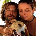 Vincent, Melo de Mokarran avec leur chien