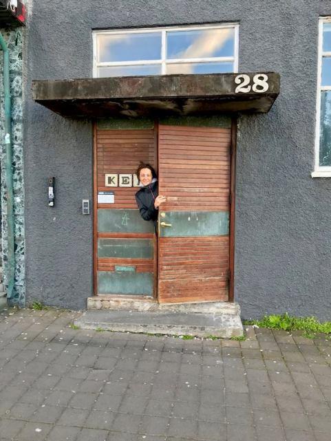 Le restaurant KEK à Reykjavik en Islande