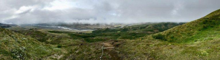 Balade à Porsmork en Islande