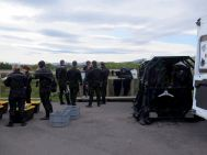 Le parking du rendez-vous pour plonger dans la faille de Silfra en Islande