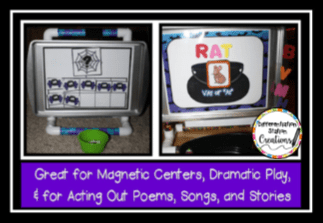 magnetic centers
