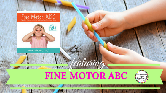 Fine Motor ABC is an essential resource for parents and teachers. It is an engaging and easy-to-implement resource. Use alphabet activities to strengthen fine motor skills.