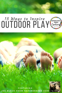 outdoor play ideas for kids