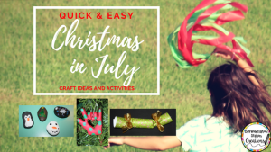 christmas in july craft ideas in july craft ideas differentiation station 6049