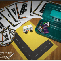 Chicka Chicka Boom Boom activities to engage and excite your kids. Hands-on alphabet, number, and name fun!