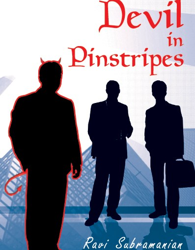 Devil In Pinstripes Book Cover