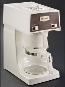 Its Design Was Very Similar To The Ones That Are Sold Today Electric Versions Of Stove Top Percolator Were Developed In Late 1800s