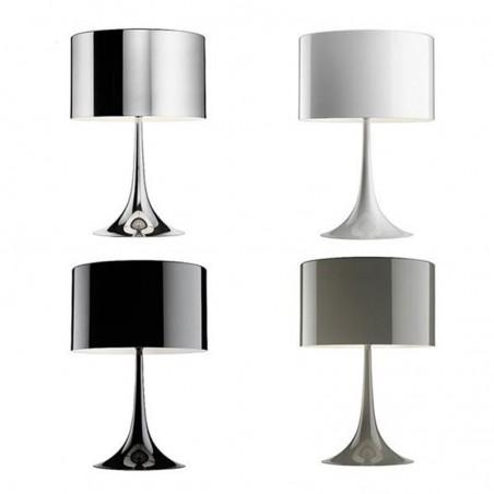 Flos Spun Light T2 Table Lamp Mud Diffusione Luce Srl
