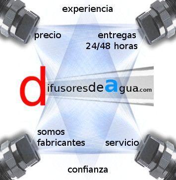 COMPRAR DIFUSORES DE AGUA EN ESPAÑA