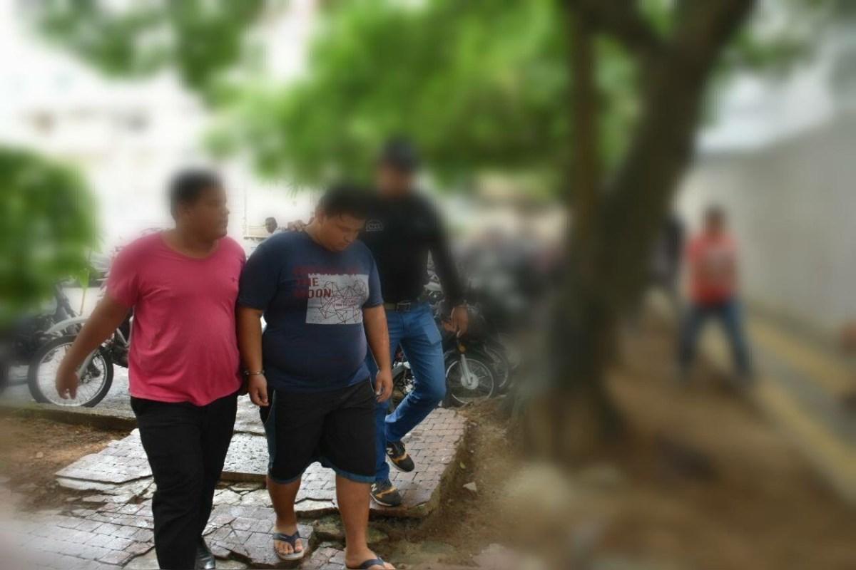 Hermanos capturados por presunto abuso sexual a menor en Barrancabermeja