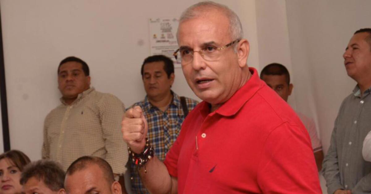 Ratifican casa por cárcel a Darío Echeverri, alcalde de Barrancabermeja