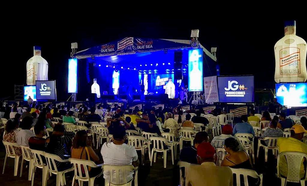 Gratis entrada a concierto para el fin de semana en Barrancabermeja