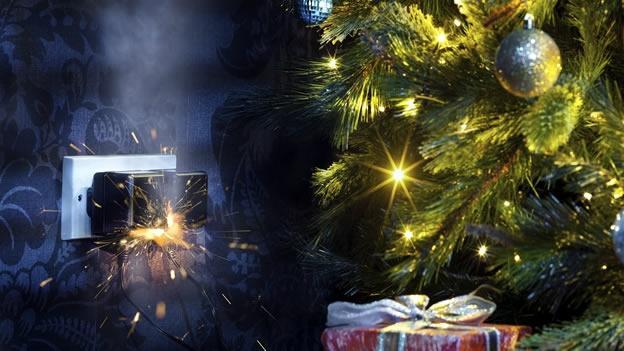ESSA recomienda medidas para evitar riesgos por electricidad en Diciembre