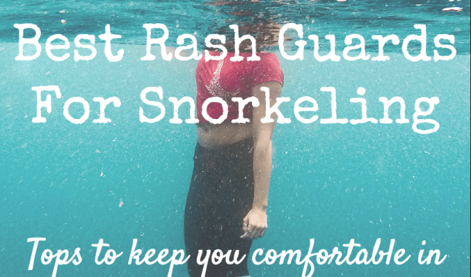 best rash guards for snorkeling