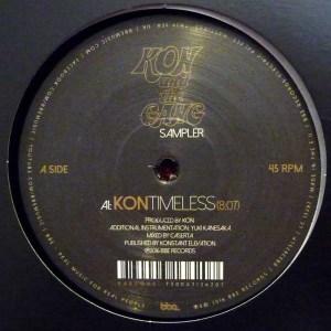 Various – Kon And The Gang Sampler