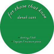 Derek Carr - Knoe 5/2
