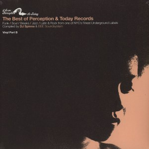 Various – The Best Of Perception & Today Records (Part B)