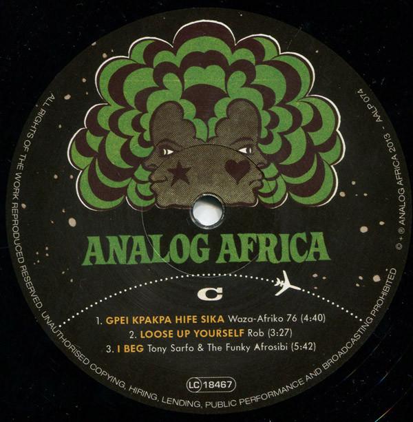 Various - Afro Beat Airways 2: Return Flight To Ghana 1974-1983