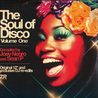 Joey Negro And Sean P - The Soul Of Disco Volume One