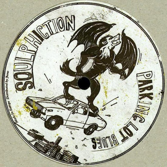 Soulphiction - Parking Lot Blues EP