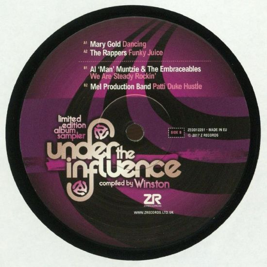 Winston - Under The Influence Vol 6-B
