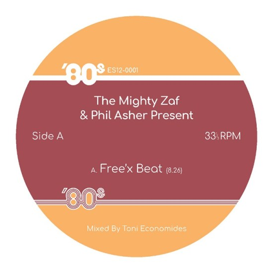The Mighty Zaf & Phil Asher - Present