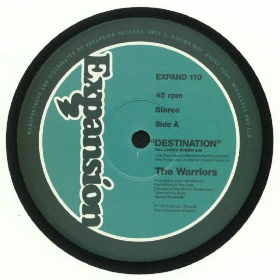 The Warriors - Destination
