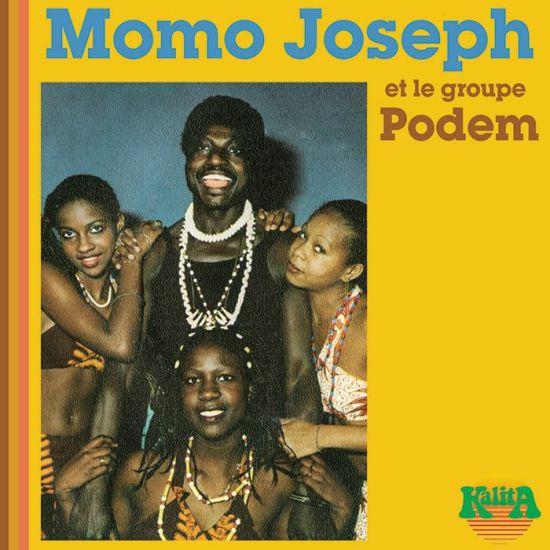 Momo Joseph / Le Groupe Podem - Love Africa Soul