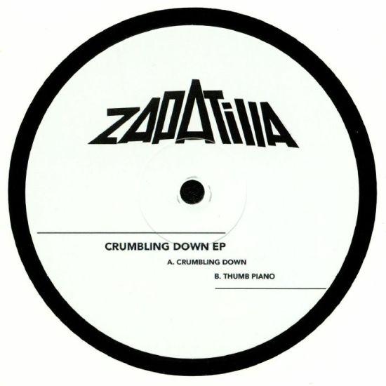 Zapatilla - Crumblng Down