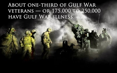 Gulf War Veterans and Irritable Bowel Syndrome (IBS)