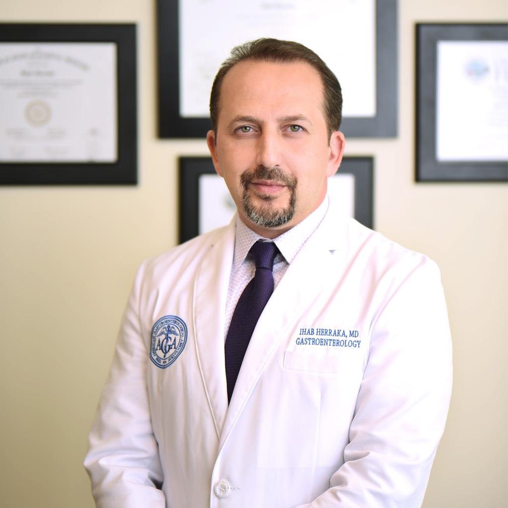 Dr  Ihab Herraka -