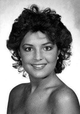 A young Sarah Palin