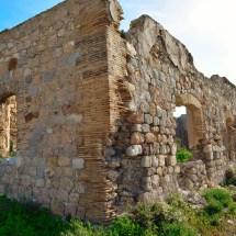Cartagena, Spain Ruins
