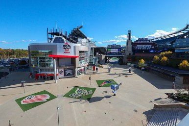 Hall at Patriot Place