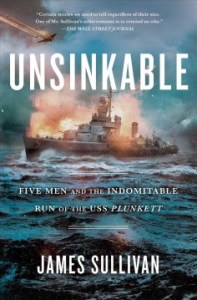 Unsinkable book cover