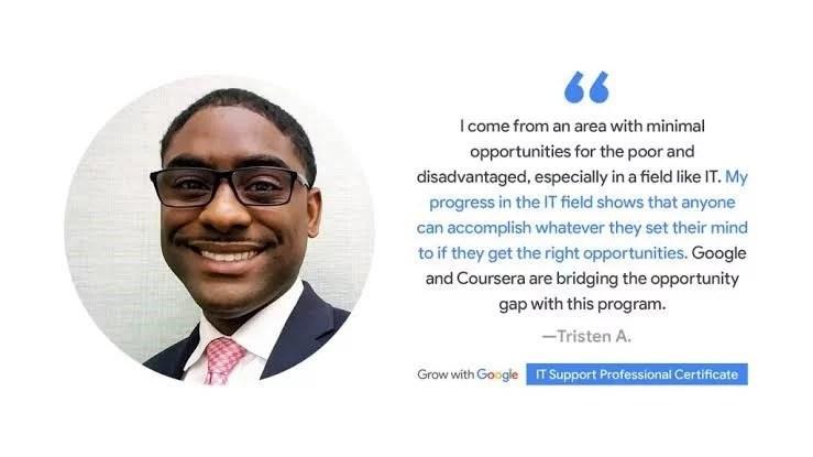 Google এর সার্টিফিকেট অর্জন করুন ঘরে বসে- Coursera