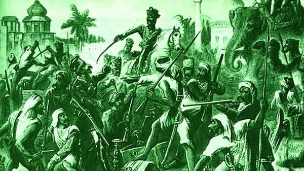 ১৮৫৭ সালের মহাবিদ্রোহ: আবিভক্ত ভারতবর্ষের প্রথম স্বাধীনতা সংগ্রাম