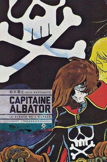 """Résultat de recherche d'images pour """"capitaine albator le pirate de l'espace intégrale"""""""