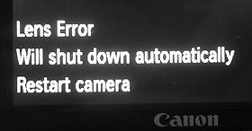 My canon s100 lens error problem best digital camera ive sciox Images