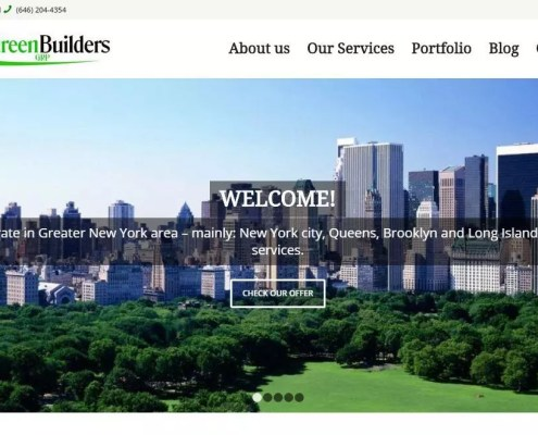green builders grp