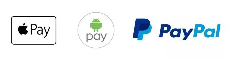 payment services apple pay android pay paypal