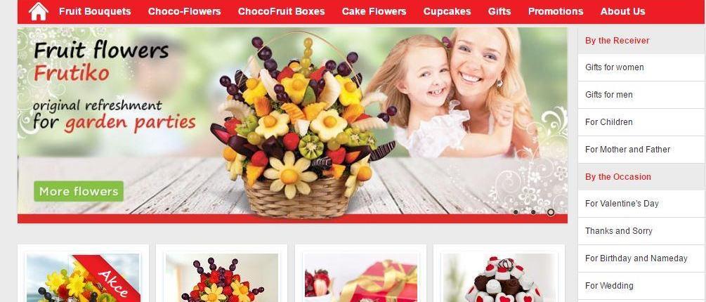 frutiko.cz online shop marketing automation