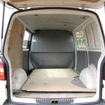 Picture Sx07620 With Bulkhead 20090630 Vw Transporter Van Photo By Digii Eu