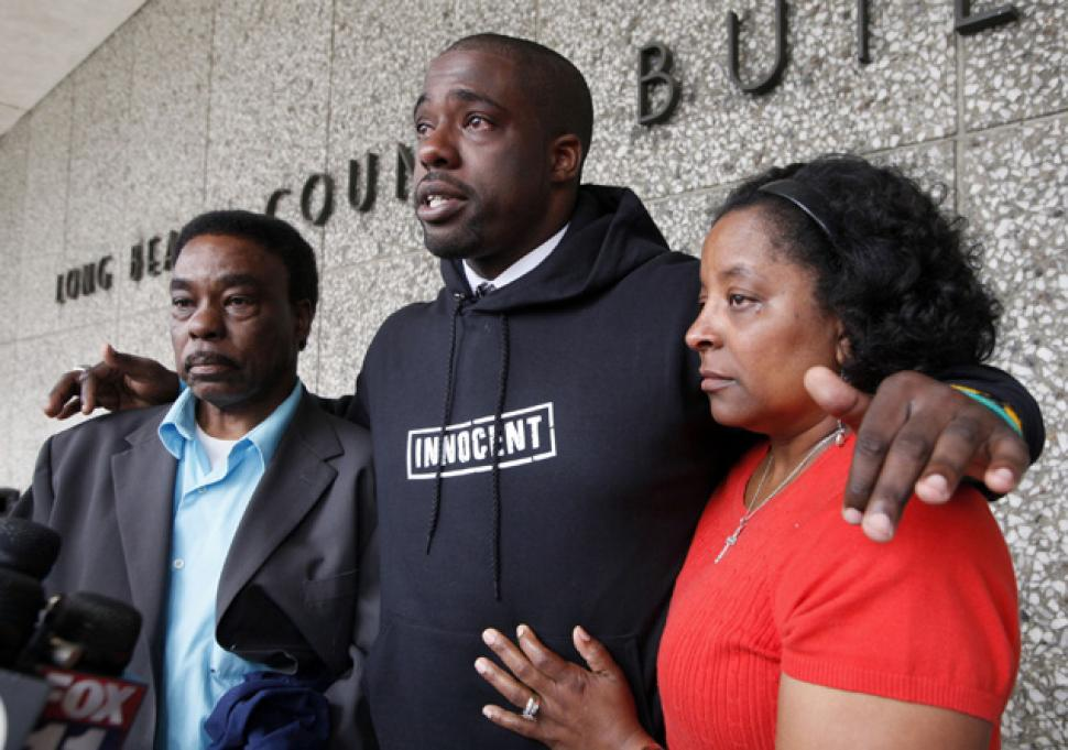 High School Football Star Brian Banks Free After Accuser Contacts Him On Facebook To Confess