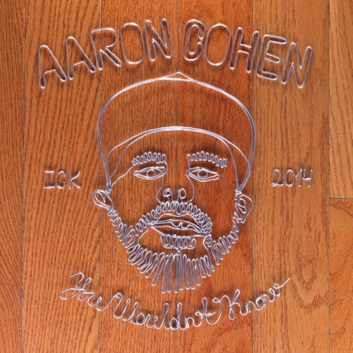 AARON COHEN EP COVER