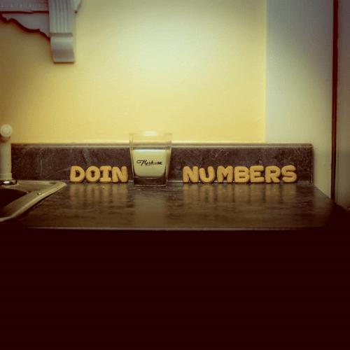 FreshfromDE — Doin' Numbers