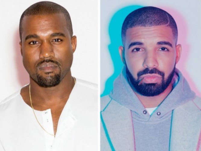 Kanye West & Drake Announce Collaborative Album At OVO Fest