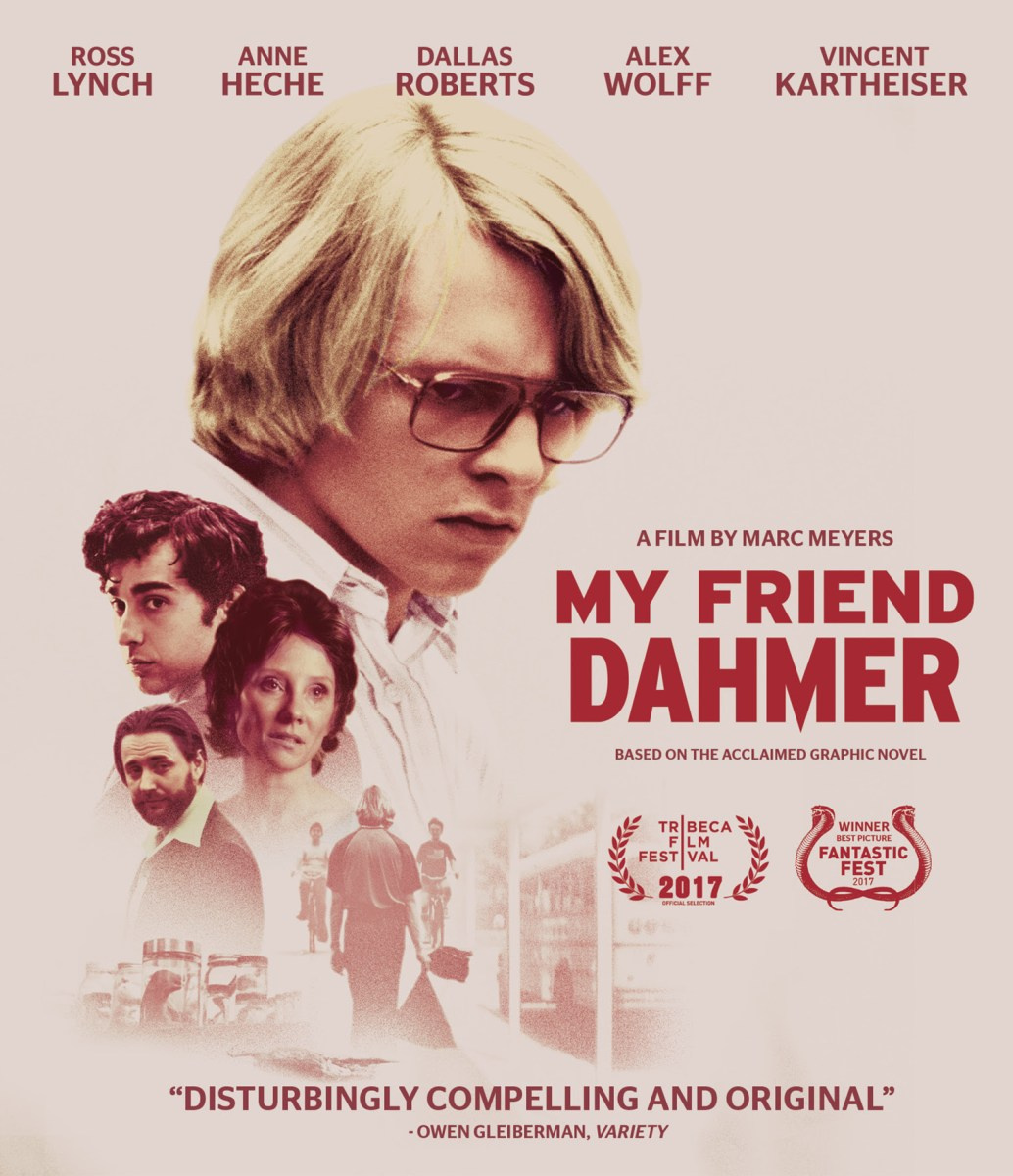 My Friend Dahmer (Teaser Trailer)