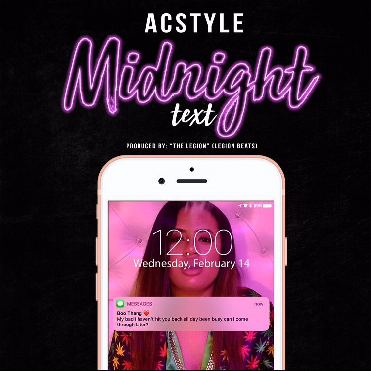 "ACStyle (@ACStyle) - ""Midnight Text"" 